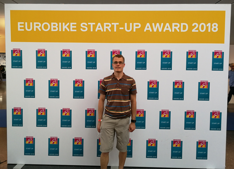 Arcade Fitness was startup finalist at Eurobike 2018